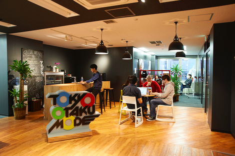 2019年1月現在のオフィス in 渋谷
