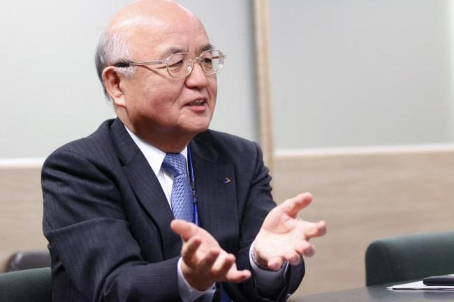 次世代の事業ドメインとして上田社長が考えるのが「宇宙」分野。社会インフラとIoTで培った技術と知見の集大成であるため、決して夢物語ではないのだという