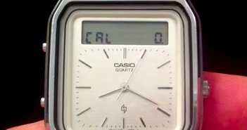 これがカシオの神技術。1984年製の「Casio AT-552 Janus」がスゴい