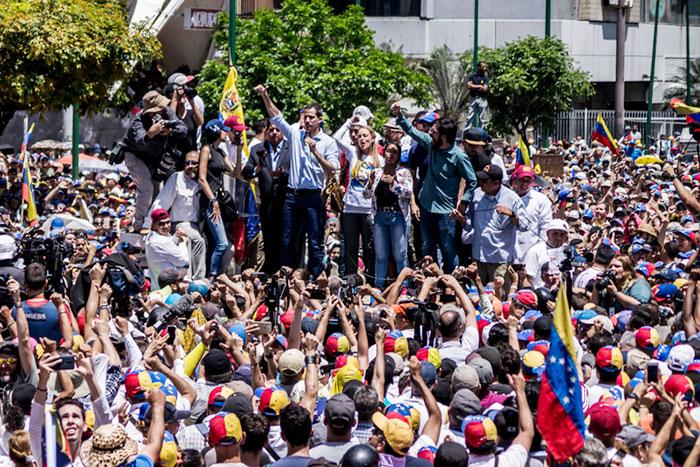 大手メディアが報じないベネズエラ紛争の闇~米中覇権争いの背後にある本当の資源争奪戦=高島康司