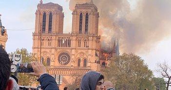 本当に事故なのか?ノートルダム大聖堂の火災とスリランカのテロを繋ぐもの=高島康司