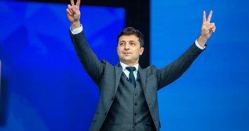 コメディ俳優が大統領に就任。ウクライナ国民が汚職と米国支配にNOを突き付けた=浜田和幸