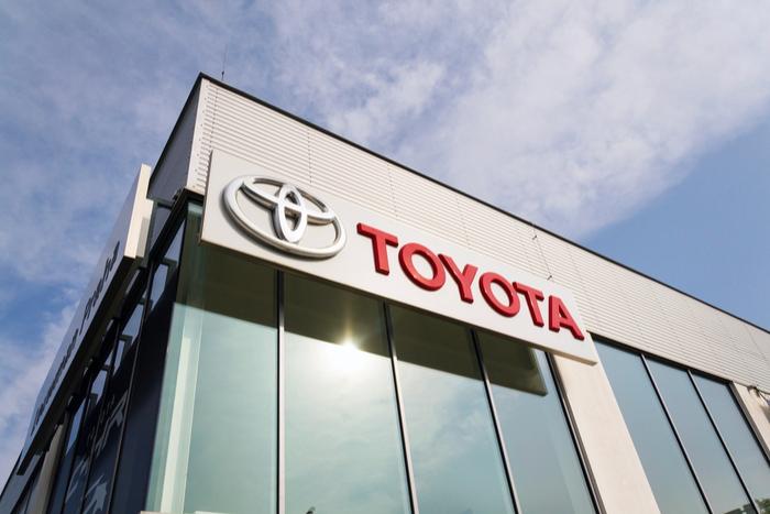 トヨタ自動車<7203>が自社株買い発表。2020年3月期予想は営業利益3.3%増