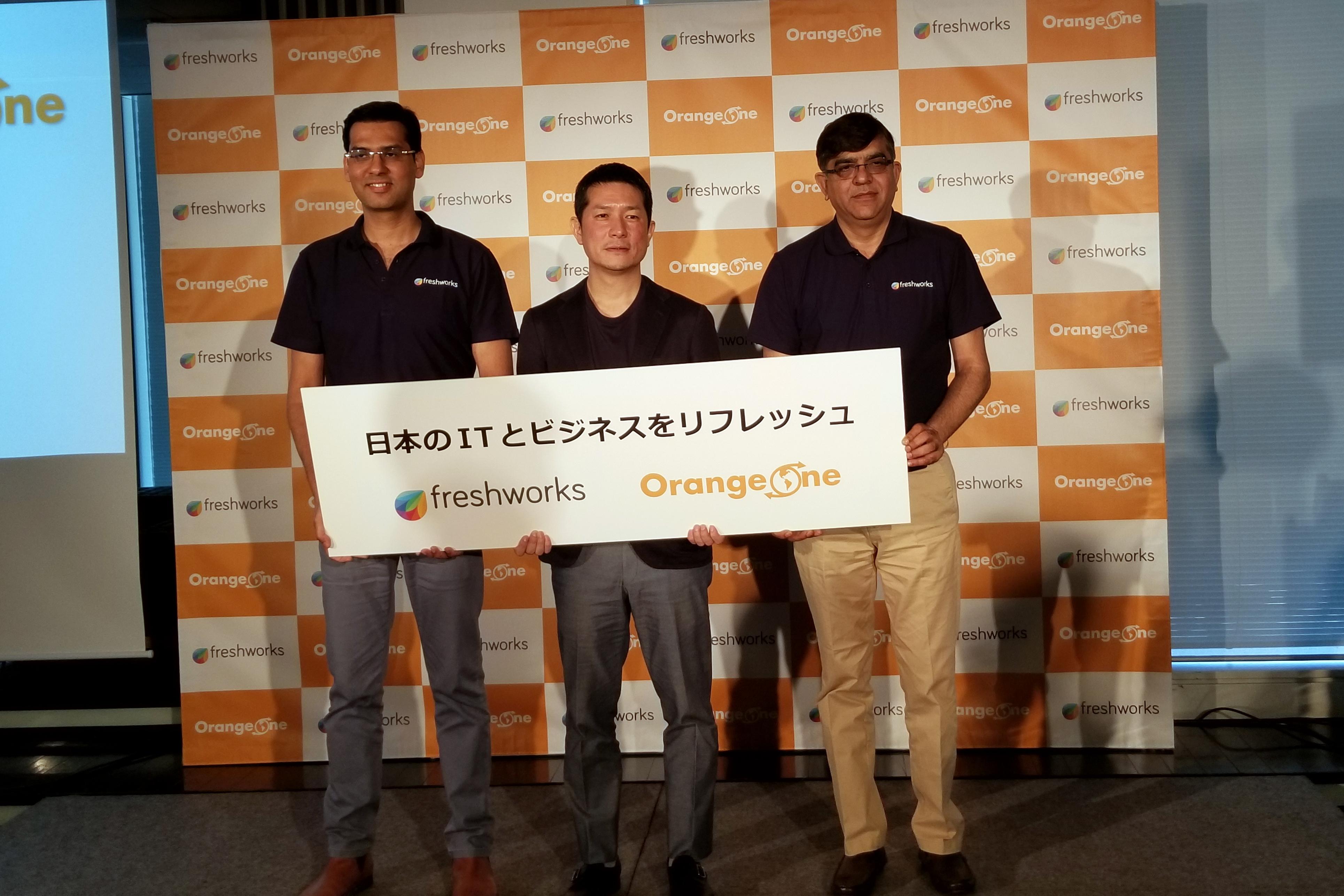 中小企業を救う?世界に15万社のユーザーを抱えるインドのBIGベンチャーが日本進出