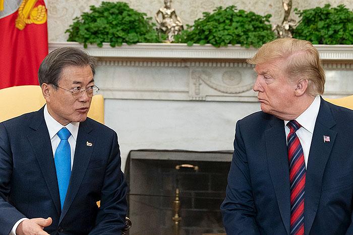 「ファーウェイ使うなら重要情報出さない」米国に選択を迫られる韓国、時間切れで経済崩壊へ
