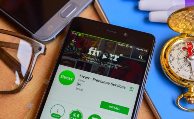 米市場に新規上場したクラウドソーシングプラットフォームFiverrが、急成長を遂げる理由=シバタナオキ