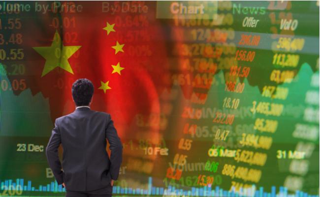 堅調な日米株価と比較して、経済成長している中国の株価指数が伸び悩むワケ=若林利明
