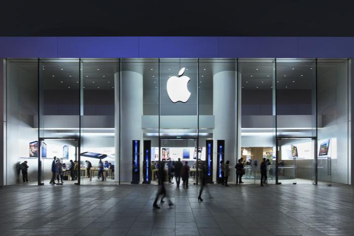 新型iPhoneの新機能発表を受け、TDKやソニーなど関連銘柄が上昇。日経平均は205円高に(9/11)
