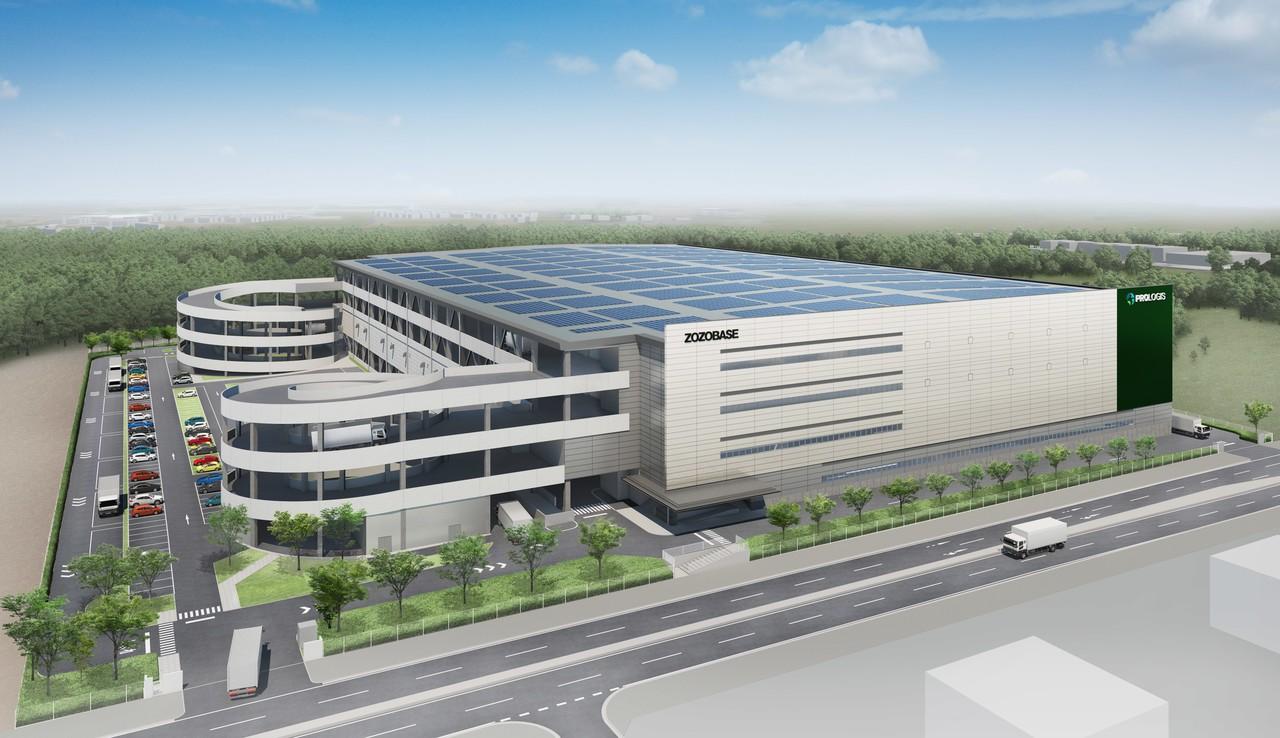 出典:株式会社ZOZO、2020年秋に物流センター「ZOZOBASE」を拡張