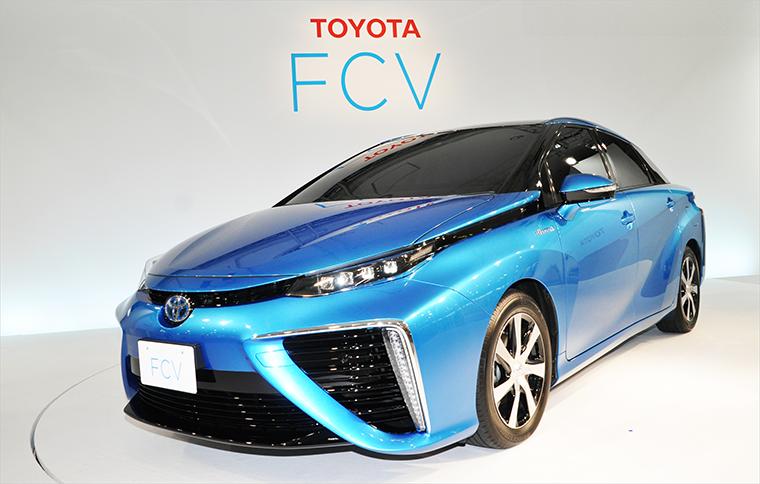 トヨタの燃料電池車への取り組み視野に?小泉環境大臣「セクシーかつクール」発言の裏=武田甲州