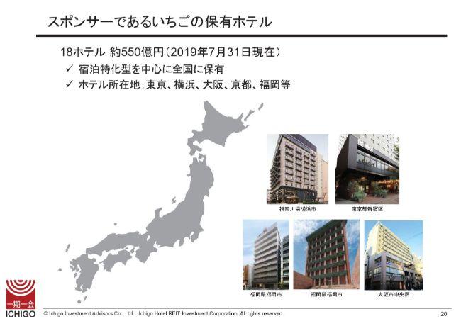 いちごホテルリート、当期純利益は前年比5.9%減 京都・大阪のホテル新規供給がピークアウト