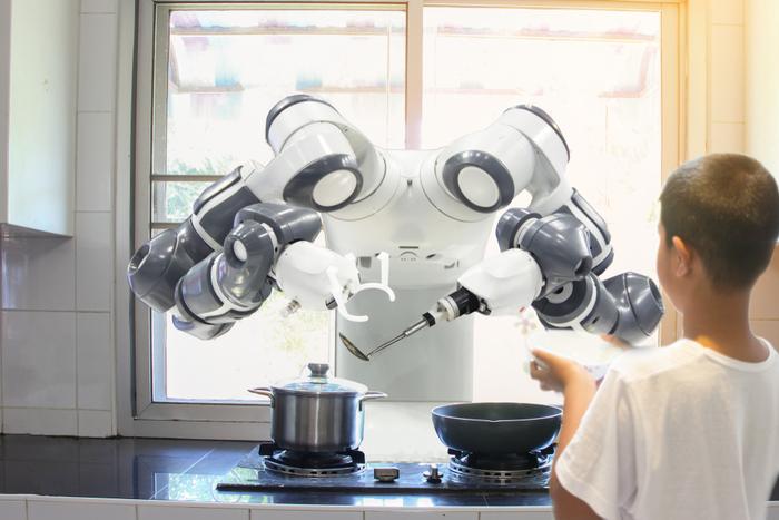 HPCシステムズは、顧客が味とパフォーマンスを楽しめる調理ロボの頭脳が作れるのか