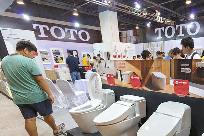 なぜTOTOは中国で天下を取れないのか?「トイレ革命」の波に乗れず業績低迷=栫井駿介