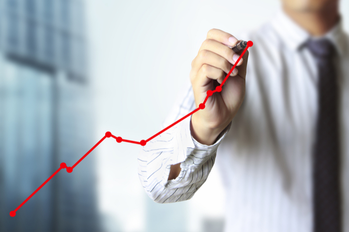 日経平均は今年の最高値を更新、昨年10月の高値となる2万4,448円07銭を目指すか=証券市場新聞