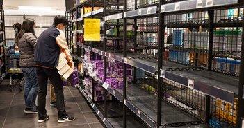 なぜか米国でもトイレットペーパー不足?市場と政治を揺るがす新型コロナウイルス=高梨彰
