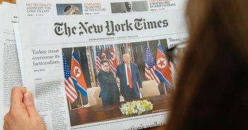 なぜNYタイムズは新聞のデジタル化に唯一成功した? 紙の売上がまもなく抜かれる