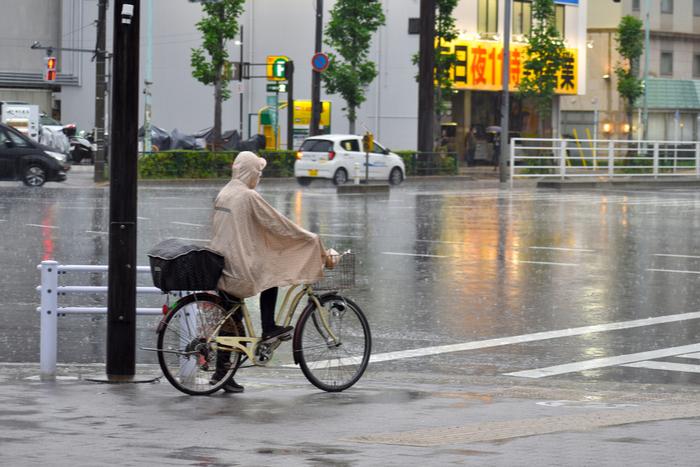 海の日、スポーツの日の天気は?4連休は大雨に警戒、梅雨明けはまだ先か