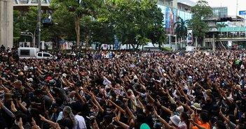 報道されぬタイ反政府デモの意外な落ち着き。現地日本人が警戒していること=栗原将