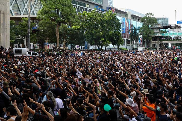 報道されぬタイ反政府デモの意外な落ち着き。現地日本人が警戒していること=ショー