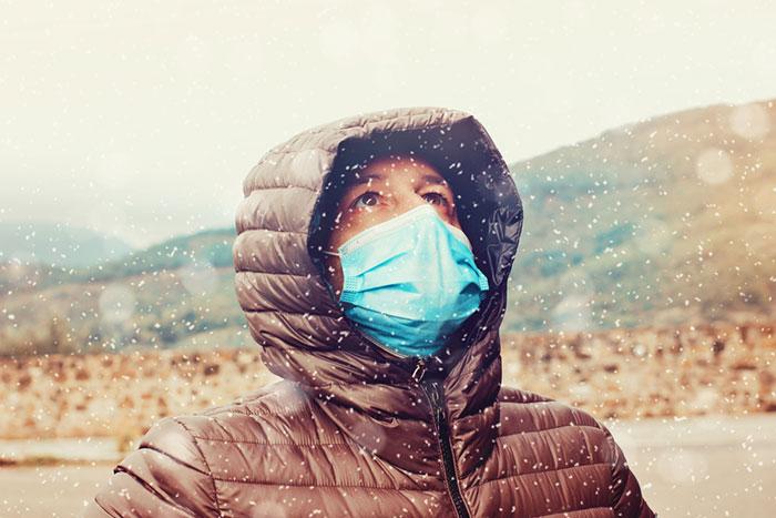 コロナ感染数「寒いと激増」GS調査で判明、数だけ見て再自粛なら経済崩壊