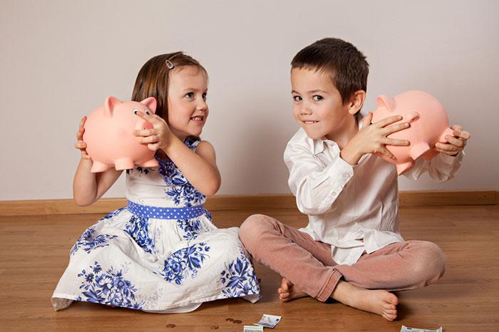 子どもの自主性と健全な金銭感覚を育む「2つの貯金箱」の劇的効果=遠藤功二