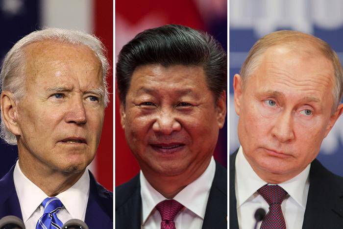 習近平が戦争準備に本腰。圧倒的「経済力」にバイデンもプーチンも屈服する=江守哲