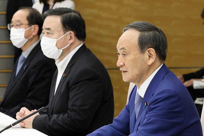 菅首相「私は主催者ではない」の本音。五輪もワクチンも自分で決められぬ日本の脆さ=斎藤満