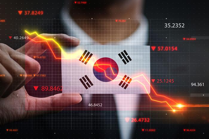 """韓国「借金して投資」ブームで家計債務169兆円超え。""""賭け""""に負ければ国ごと破綻へ"""