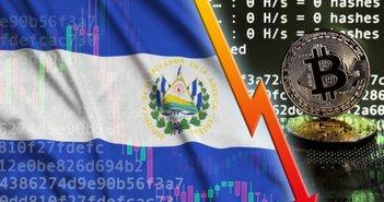 なぜビットコイン10%急落?法定通貨化エルサルバドルは「弱い買い主体」2つの根拠=高梨彰
