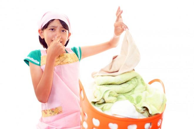【体臭の科学2】「お父さんの服と一緒に洗わないで!!」の科学的な理由