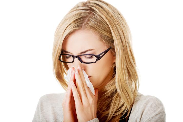 【意外】大人は10年に2回しかインフルエンザにかからないという衝撃の研究結果