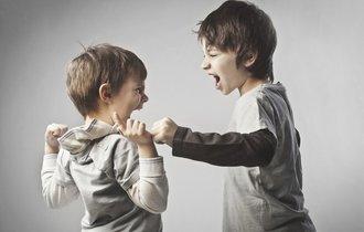 いつもの兄弟ゲンカ…長男ばかりを我慢させない「納得させる叱り方」は?