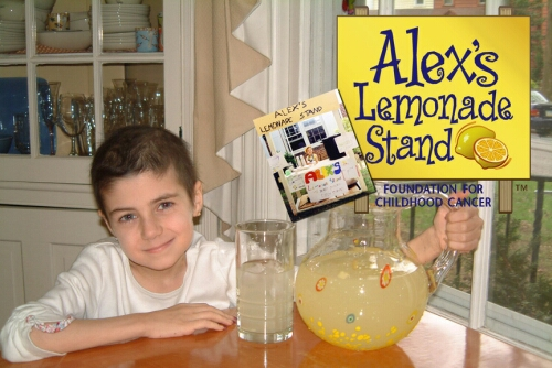 the lemonade stand