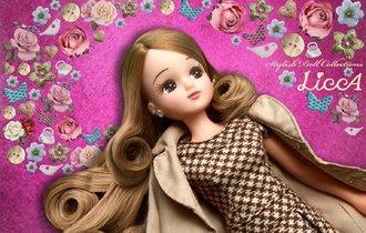 リカちゃん人形が再ブーム!3日で完売した「大人向け」第2弾が発売