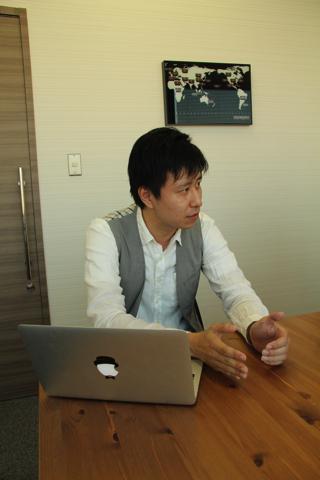 株式会社イノーバ マーケティング部リーダー 亀山將氏