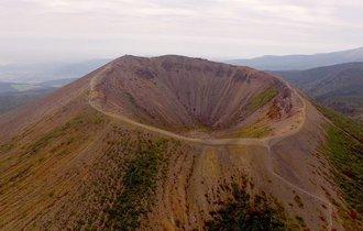 神の目線!4Kドローンで空撮した福島「吾妻連峰 」の壮大な景色