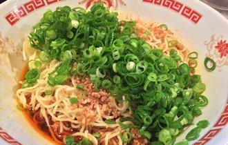 悪魔が口から火を噴いた!広島の新名物「汁なし担々麺」は激旨で激辛