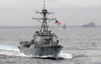 南シナ海「航行の自由」作戦、米国側はどう報じてるのか?