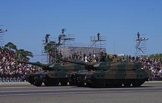 メイド・イン・ジャパンの「戦車」は薄すぎて使いものにならない