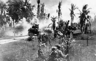 日本が第2次大戦中フィリピンで米国と戦わなければならなかった理由