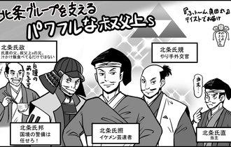『真田丸』第6話をマニアック解説。氏政は息子に社長を譲った会長?