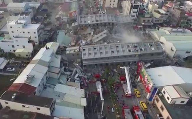 台湾地震で恩返しする日本人と、政治利用を目論む中国人