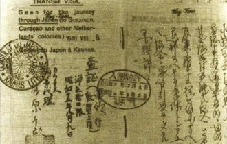6千人のユダヤ人を救った杉原千畝と難民を温かく迎えた誇るべき日本