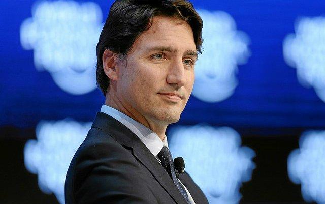 大統領になって!」カナダ首相が...