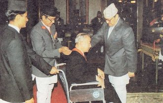 齢94歳。ネパールで最高栄誉を受けた日本人「コンドウ」さんの偉業