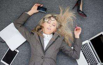【ADHD】落ち着きがない子は、仕事中毒な大人になる ー最新研究