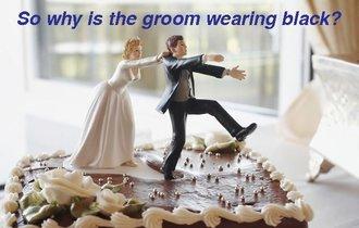 ではなぜ、花婿は黒を着るの? 外国人をニヤニヤさせるジョーク集