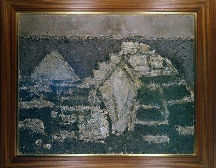 6_鳥海 青児「インカの石街」