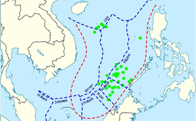 南シナ海以外にも。なぜ中国はすぐに「俺のモノ」と言うのか?