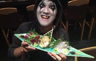 埼玉・上尾の「地獄みたいな名前」の店で、超旨い魚類や肴を征服!